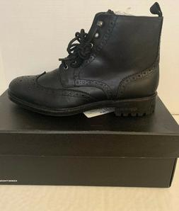 Kenneth Cole New York Men's Maraq Lug Boot Fashion Size 10.5