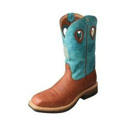 Twisted X Boots Men's   MLCA004 Lightweight Alloy Toe Cowboy
