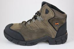 Men's Timberland Pro Series Excave 91644 Brown Steel Toe Boo