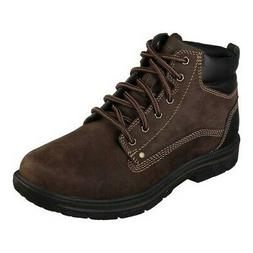 Skechers Men's   Relaxed Fit Segment Garnet Boot