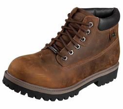 Skechers Men's Sergeants-Verdict Work Boot Memory Foam 4442