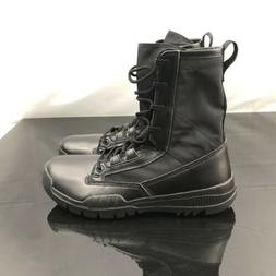 "NIKE MEN'S SFB FIELD 8"" BLACK TACTICAL MILITARY POLICE BOOTS"