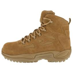 Reebok Men's Tactical Military Army Boots 6 Inch Coyote Comp