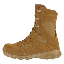 Reebok Men's Tactical Military Army Boots 8 Inch Coyote Soft