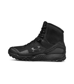 Under Armour Men's Valsetz RTS  Side Zip Tactical Boots Blac