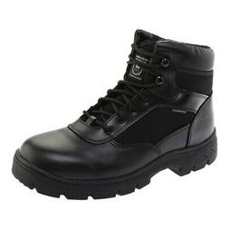 Skechers Men's   Work Relaxed Fit Wascana Waterproof Boot