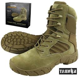 Mens Army Military Tactical Pro Combat 50/50 Coyote Desert R