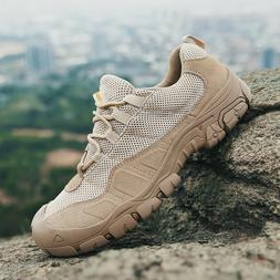 Mens Boots Breathable Hiking Climbing Sport Fashion Shoes Cl