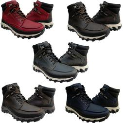 Rockport Mens Cold Springs Plus Moc Toe Lace Up Waterproof H