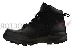 Nike Mens Manoa ACG Boots Winter Snow Hiking Black/Black All