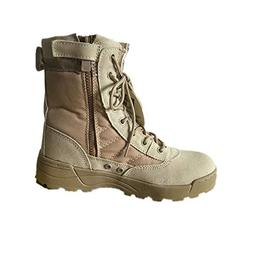 mens military tactical boots desert combat outdoor