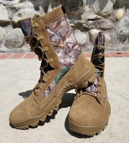 "Nike Men's SFB 8"" Jungle Realtree Boots Size 10 845168 9"