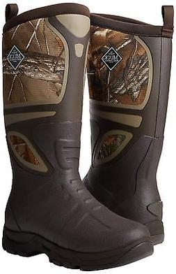 Muck Men's Pursuit Shadow Waterproof Pull On Boots Realtree