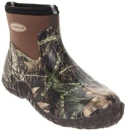 MuckBoots Camo Camp Hunting Boot,Mossy Oak Break-Up,11 M US
