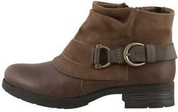 Earth Origins Nessa  Boots Womens Ankle Boots  Low Heel