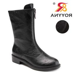 ROYYNA New Arrival Typical Style Women <font><b>Boots</b></f