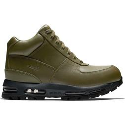 New Nike Men's ACG Air Max Goadome Boots    Olive Canvas/Ant
