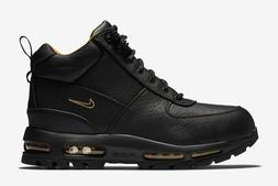 New Nike Men's ACG Air Max Goadome Boots    Black//Yellow-Ro