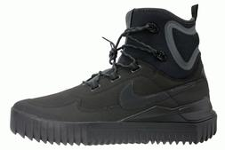 New Nike Men's Air Wild Mid Boots   Black//Anthracite