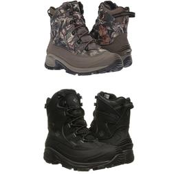 NEW Columbia Men's Bugaboot II Camo/Black Waterproof Winter