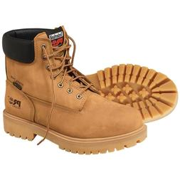 New Men's Timberland Pro 65030 6 inch soft toe waterproof wh