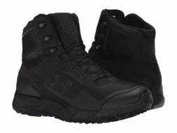New Men's Under Armour Valsetz RTS Tactical Boots - Black