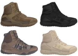 New Men's Under Armour Valsetz RTS Tactical Boots - All Colo