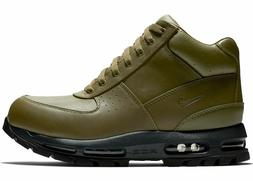 NEW MENS NIKE AIR MAX GOADOME OLIVE BOOTS 865031 303-SIZE 8.