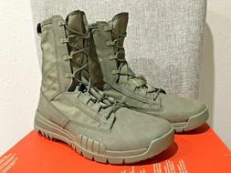 "New Nike SFB Field 8"" Military Tactical Boot 631371-222 Sage"