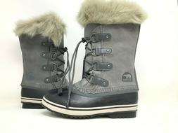 NEW! Sorel Women's JOAN OF ARCTIC SNOW BOOT Grey #NY158-052