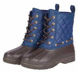 NEW - Women's Paul Sperry Top-Sider Gosling Quilted Duck Boo