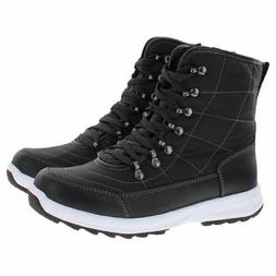 NEW Weatherproof Womens BLK/GRY Water Repellent Katie Winter