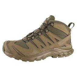 NEW Salomon XA Forces Mid COYOTE tactical breathable boots s