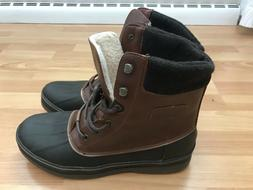 NWOB Globalwin Men's Waterproof Winter Boots