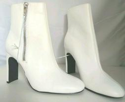 FOREVER 21 NWT Boots WHT SZ 8