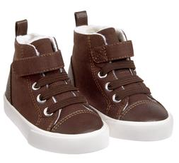 Gymboree Nwt Boys Brown Boots Shoes size 13