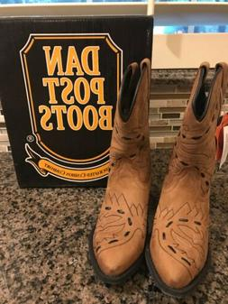 NWT Dan Post Cowboy Boots For Kids Size 2.5 Boy Girl
