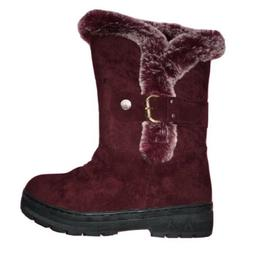 ❤️ NWT Size 6 Warming Winter Boots for Cold Weather Burg