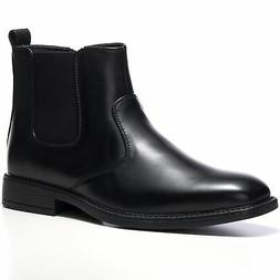 Alpine Swiss Nyon Mens Chelsea Boots Dress Ankle Slip On Sho