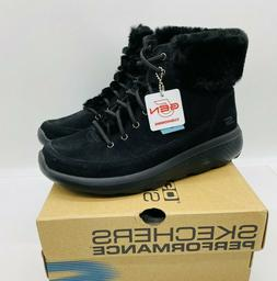 Skechers On-the-Go Women's Winter Chill Water Resistant Sued