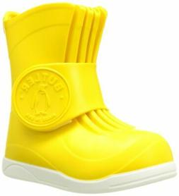 Butler Overboot, Rain Boots for Girls and Boys,  Yellow Suns