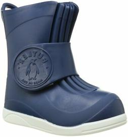 Butler Overboot, Rain Boots for Girls and Boys, Classic Navy