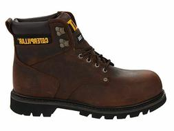"Caterpillar  P 89586 Men's 2nd Shift 6""  Steel Toe Boot Dark"