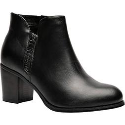 Plus Size Short Ankle Boots for Women, Autumn Winter Spring