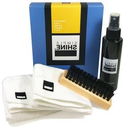 Premium Shoe Cleaning Kit for Sneakers, Canvas Boots and Mor
