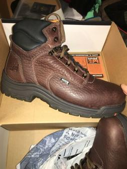 Timberland Pro 26078 Size 10 Titan Alloy Toe Work Boots Safe