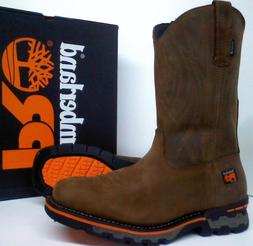 Timberland PRO AG Boss Soft Toe Work Boots - Waterproof - Sq