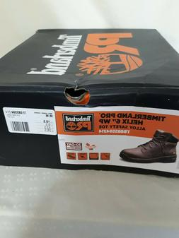 """Timberland Pro Helix 6"""" Alloy Toe Work Boots 10.5 M"""