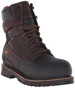 Timberland PRO Men's 8 Inch Rigmaster XT Steel Toe WP Work B