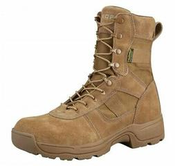 "Propper Men's 100 8"" Adult's Series Waterproof Boot Coyote F"
